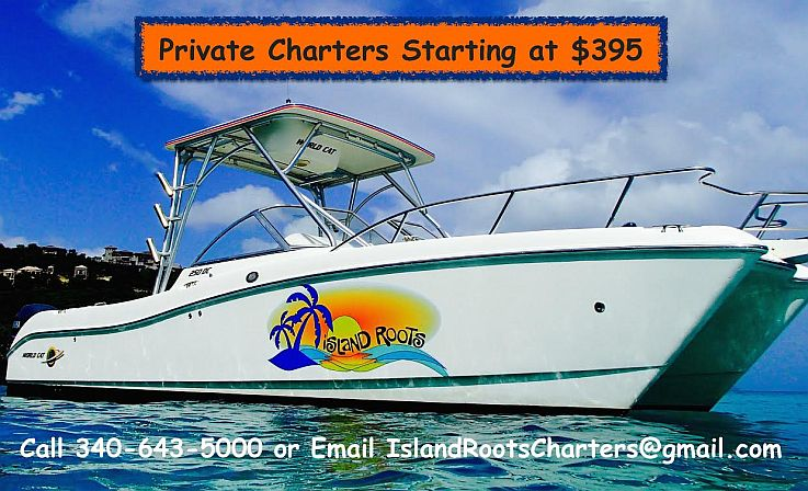 Island Roots Power Boat Charters