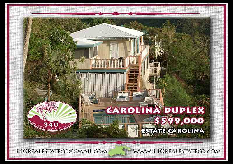 Carolina Duplex for Sale