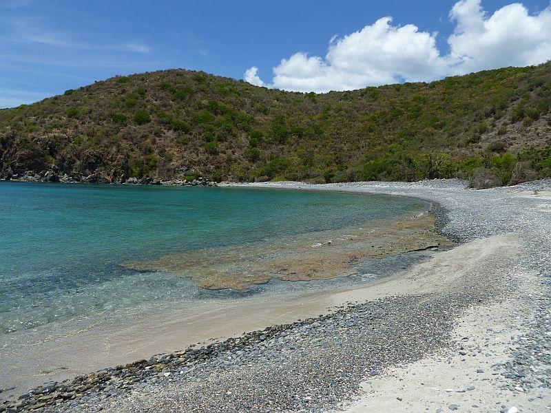 Salt Pond Virgin Islands