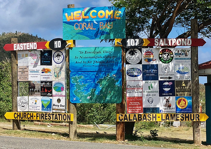 Welcome to Coral Bay