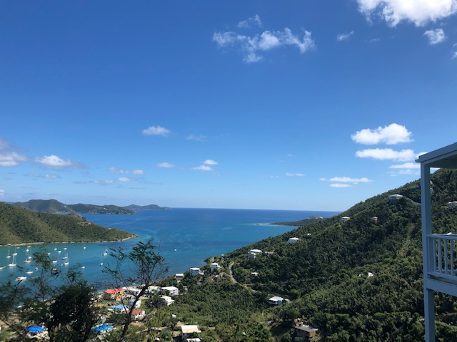 Coral Bay Listing on St John