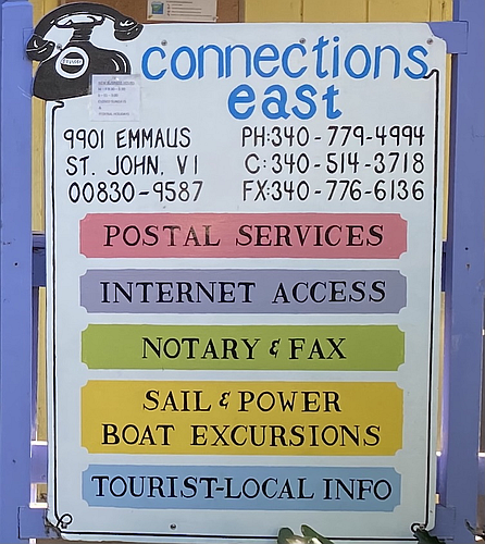 Connections East Information